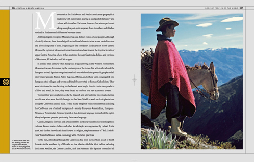 Portrait taken on assignment for National Geographic Traveler Magazine in the Venezuelan Andes. Also used in the book is a portrait of a nomadic Tibetan shepherd.